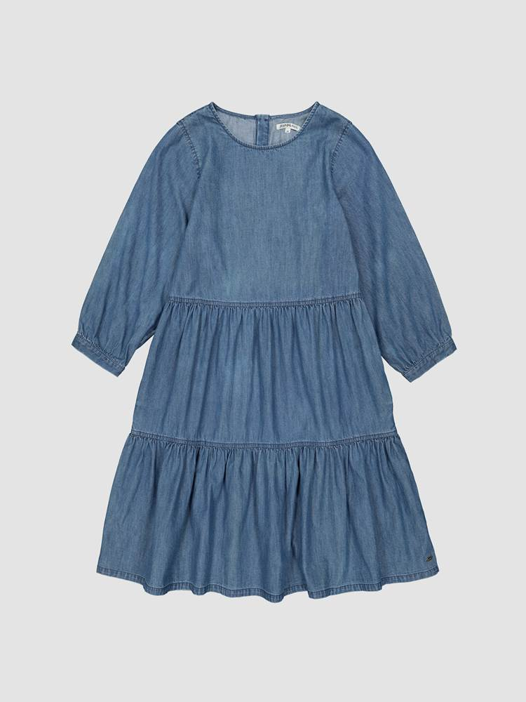 Maeve Kjole 7245895_ECL-JEANPAULFEMME-S21-front-1234_Maeve Dress_Maeve Kjole ECL.jpg_Front  Front