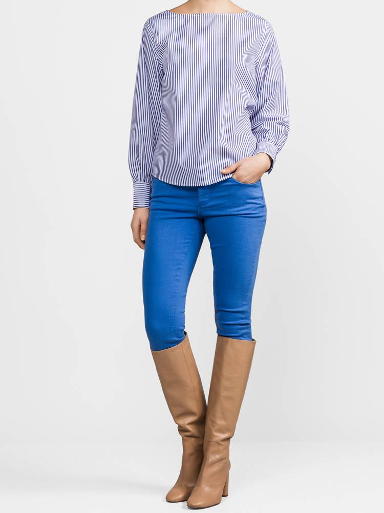 Aline Bluse 7236728_EHA-JEANPAULFEMME-S19-Modell-front_41122_Aline Bluse EHA.jpg_Front||Front