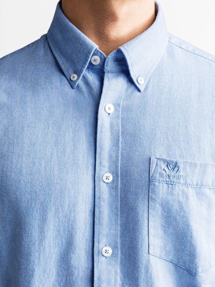 Alman Skjorte - Regular Fit 7234138_JEAN PAUL_ALMAN SHIRT_DETAIL_L_ECP_Alman Skjorte ECP_Alman Skjorte - Regular Fit ECP.jpg_