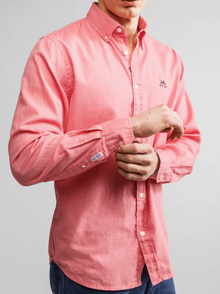 Remy Skjorte 7232973_JEAN PAUL_ REMY SHIRT_FRONT1_L_MTO_Remy Skjorte MTO.jpg_Front||Front