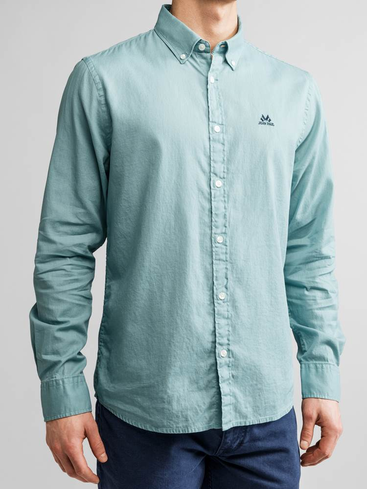 Remy Skjorte 7232973_JEAN PAUL_ REMY SHIRT_FRONT1_L_GLD_Remy Skjorte GLD.jpg_Front||Front