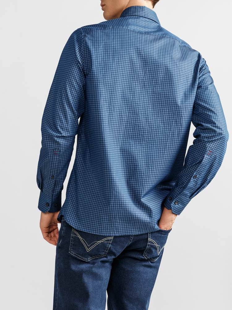 Orcel Skjorte - Regular Fit 7235732_JEAN PAUL_ORCEL SHIRT_BACK_L_EGU_Orcel Skjorte EGU_Orcel Skjorte - Regular Fit EGU.jpg_