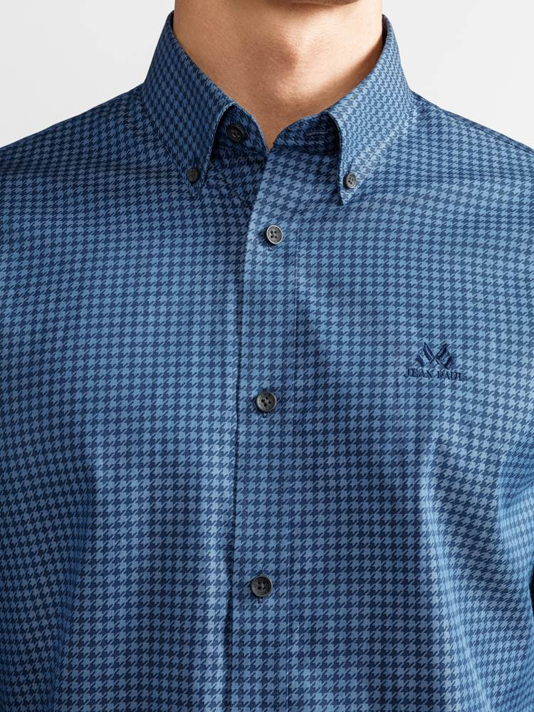Orcel Skjorte - Regular Fit 7235732_JEAN PAUL_ORCEL SHIRT_DETAIL_L_EGU_Orcel Skjorte EGU_Orcel Skjorte - Regular Fit EGU.jpg_