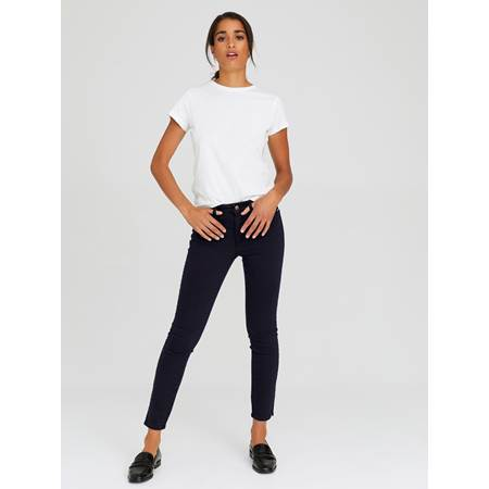 Sabine Cropped Color Jeans