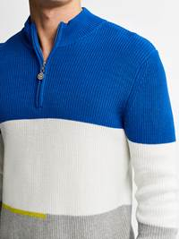 Patric Strikkegenser 7236612_JEAN PAUL_S19_PATRIC KNIT_L_DETAIL_EHC_Patric Strikkegenser EHC.jpg_
