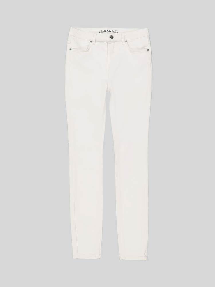 Ine Highwaist Color Jeans 7246034_O68-JEANPAULFEMME-S21-front_6273_Ine Highwaist Color Jeans_Ine Highwaist Color Jeans O68.jpg_Front||Front