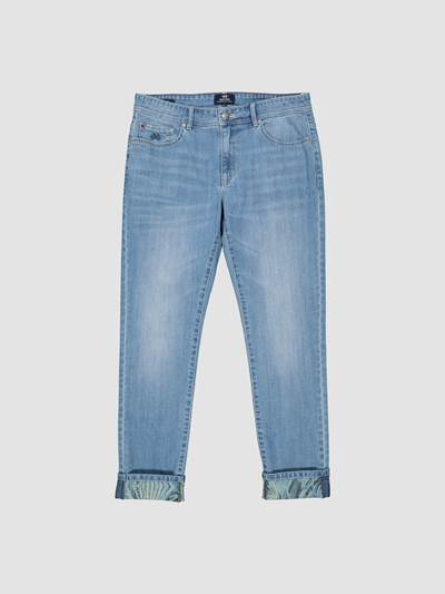 Alain Print Jeans DAD