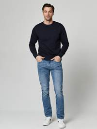 Alain Print Jeans 7245983_DAD-JEANPAUL-S21-Modell-front_55483_Alain Print Jeans DAD.jpg_Front||Front