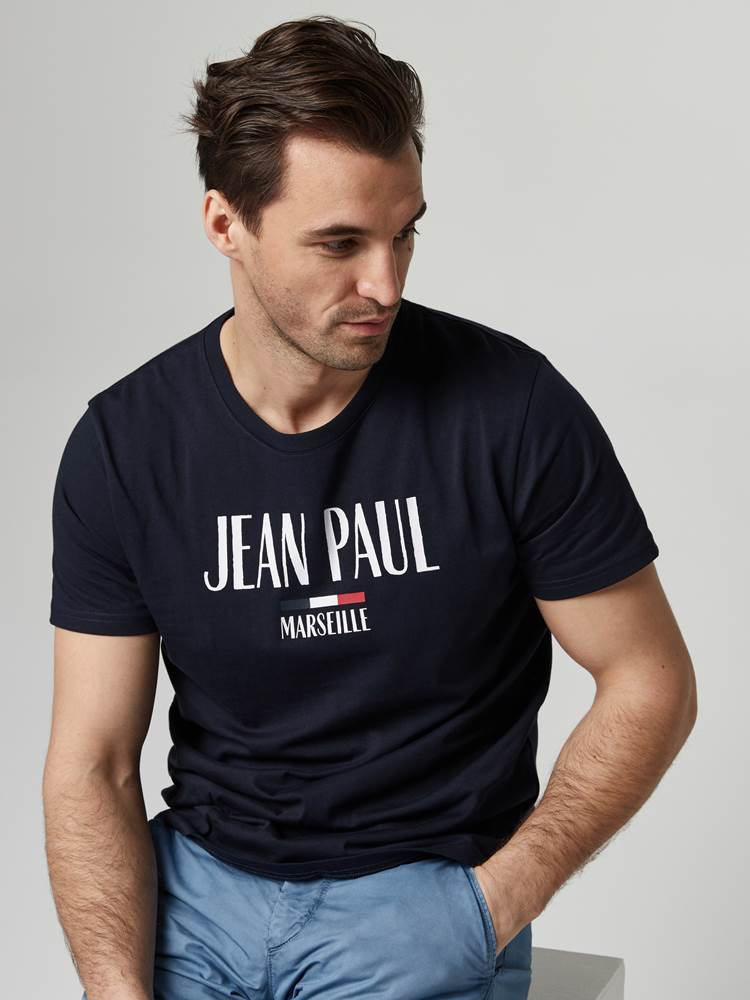 Loup Tee 7245814_EM6-JEANPAUL-S21-Modell-front_17214_Loup Tee EM6.jpg_Front  Front