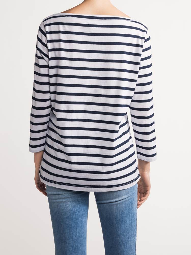 Sailor Stripe Topp 7237778_JEAN PAUL_SAILOR STRIPE TOP_BACK_S_EM6_Sailor Stripe Topp EM6.jpg_