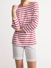 Sailor Stripe Topp 7237778_JEAN PAUL_SAILOR STRIPE TOP_FRONT1_S_K3V_Sailor Stripe Topp K3V.jpg_
