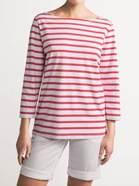Sailor Stripe Topp 7237778_JEAN PAUL_SAILOR STRIPE TOP_FRONT_S_K3V.jpg_