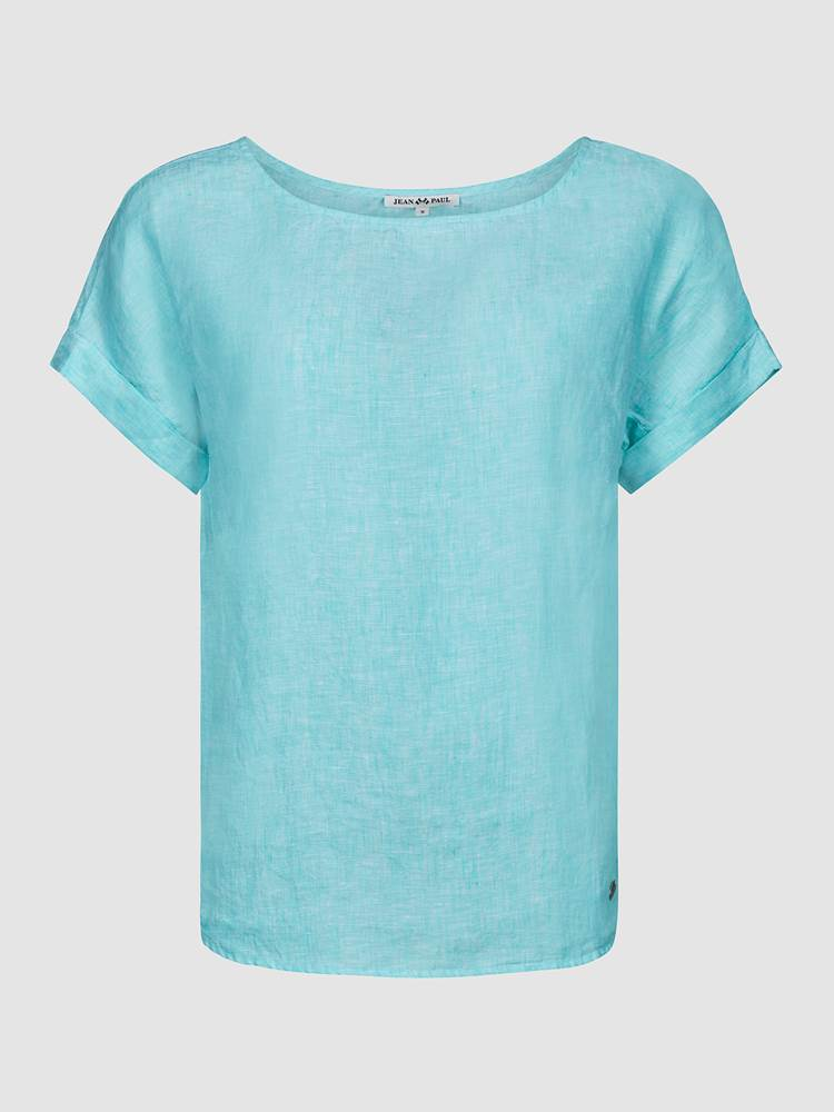 Charline Lin Topp 7237960_EAL-JEANPAULFEMME-H19-front_Charline Lin Topp EAL_Charline Linen Top.jpg_Front||Front