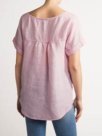 Charline Lin Topp 7237960_JEAN PAUL_CHARLINE LINEN TOP_BACK_S_MJR_Charline Lin Topp MJR.jpg_