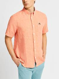 Ambroise Linskjorte -  Regular Fit 7237905_JEAN PAUL_AMBROISE LINEN SHIRT_FRONT_L_299_Ambroise Linskjorte -  Regular Fit 299.jpg_