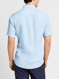 Dillon Linskjorte - Regular Fit 7237904_JEAN PAUL_DILLON LINEN SHIRT_BACK_L_EMF_Dillon Linskjorte - Regular Fit EMF.jpg_