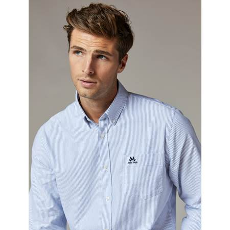Vincent Oxford Skjorte - Regular Fit