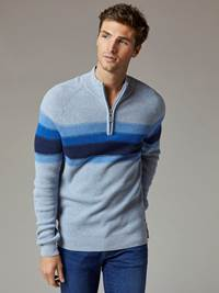 Remi Zip Neck 7241800_ECL-JEANPAUL-S20-Modell-front_44346_Remi Zip Neck ECL.jpg_Front||Front