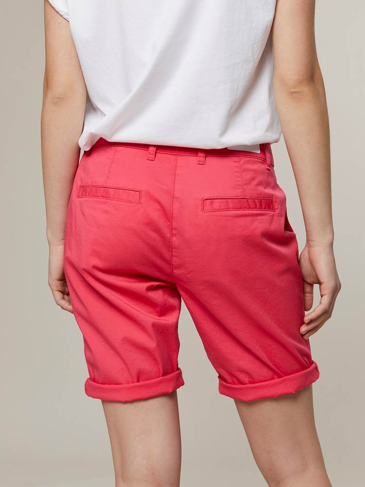 Cerise Shorts 7242917_MTL-JEANPAULFEMME-H20-Modell-back_91240_Cerise Shorts MTL.jpg_Back||Back
