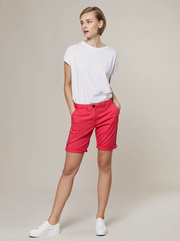 Cerise Shorts 7242917_MTL-JEANPAULFEMME-H20-Modell-front_65494_Cerise Shorts MTL.jpg_Front||Front