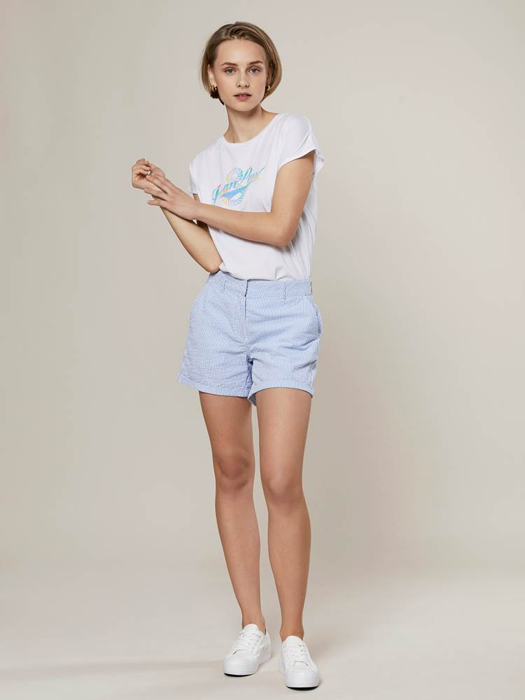 Fayette Shorts 7242927_ECP-JEANPAULFEMME-H20-Modell-front_51716_Fayette Shorts ECP.jpg_Front||Front