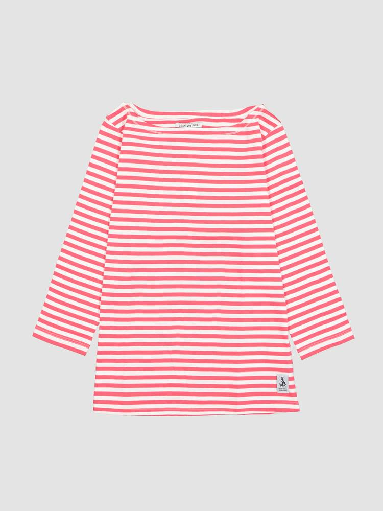 Sailor Stripet Jersey Topp 7242993_MTL-JEANPAULFEMME-H20-front_81710_Sailor Stripet Jersey Topp MTL_Sailor Stripe Top.jpg_Front||Front