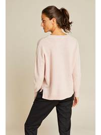 Juliette Strikkegenser 7241324_JEAN PAUL_W19_JULIETTE KNIT_BACK_MGU_ROSA_Juliette Strikkegenser MGU.jpg_