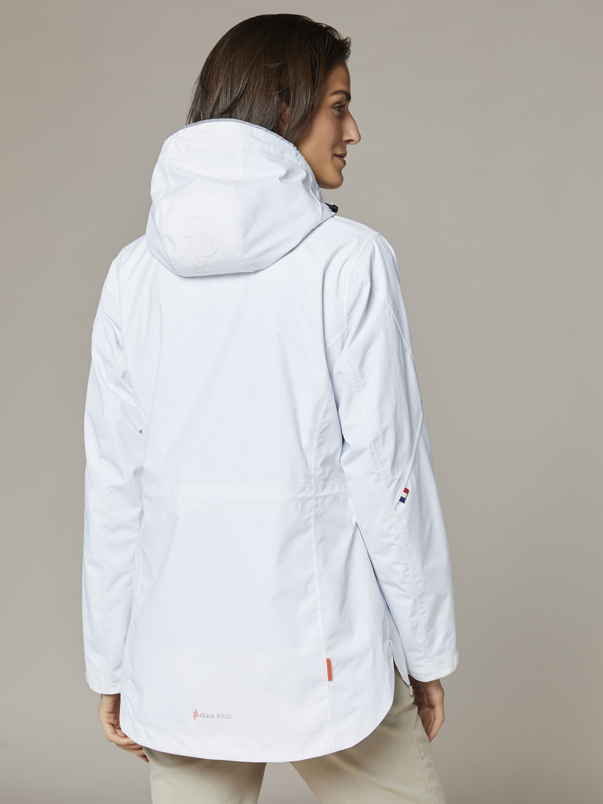 Cille Jakke Bright White | Jean Paul