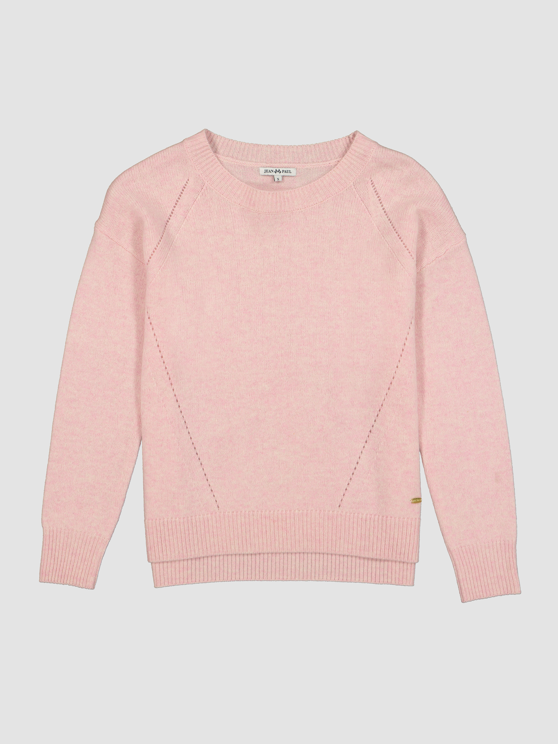 Juliette Strikkegenser Cradle Pink | Jean Paul