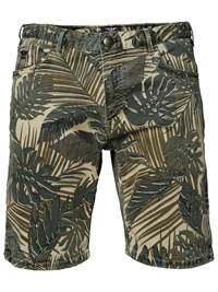 Jungle Stretch Bermuda Shorts 7232262_GMM_JEANPAUL_Jungle Stretch Bermuda Shorts GMM.jpg_