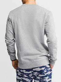 Nautical Collegegenser 7236966_JEAN PAUL_S19_NAUTICAL CREWNECK_L_BACK_ID6_GRÅ_Nautical Collegegenser ID6.jpg_