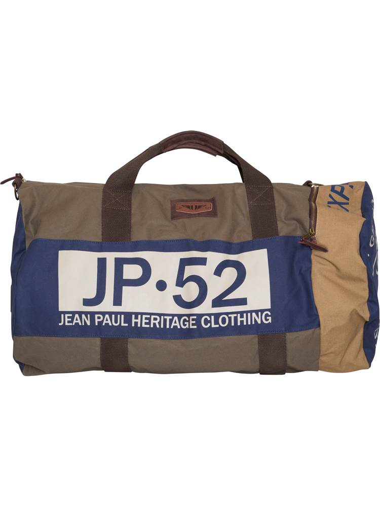 Expedition Bag 7221756_EM6_JeanPaul_AW16-front_JP52 A16 EXPEDITION BAG_Expedition Bag EM6.jpg_Front||Front