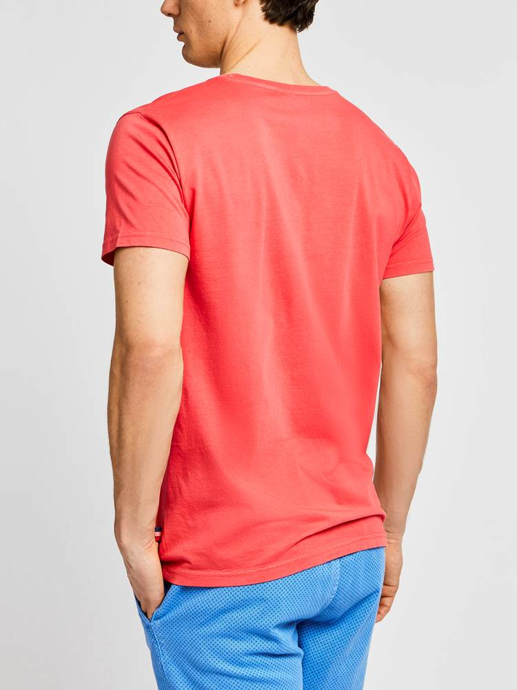 Weather T-Skjorte 7238099_JEAN PAUL_WEATHER COLOR TEE_BACK_MTO_Weather T-Skjorte MTO.jpg_