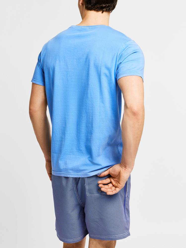 Weather T-Skjorte 7238099_JEAN PAUL_WEATHER COLOR TEE_BACK_EEO_Weather T-Skjorte EEO.jpg_