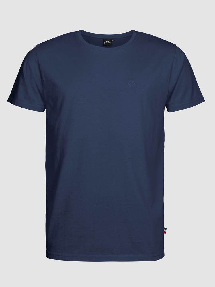 Weather T-Skjorte 7238099_EM6-JEANPAUL-H19-front_32573_Weather Color Tee_Weather T-Skjorte EM6.jpg_Front||Front