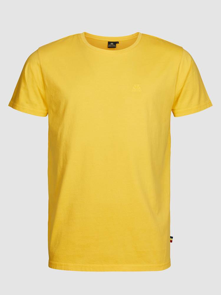 Weather T-Skjorte 7238099_QAG_JeanPaul_H19-front_Weather Color Tee_Weather T-Skjorte QAG.jpg_Front||Front