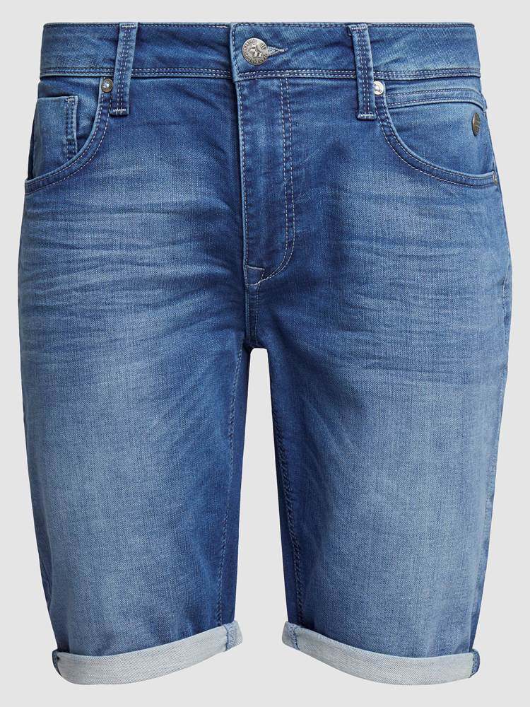 Andre Knit Bermuda Shorts 7238020_DAB-JEANPAUL-H19-front_81768_Andre Knit Str. Bermuda_Andre Knit Bermuda Shorts DAB.jpg_Front  Front