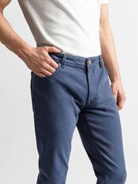Claude 5 pocket Bukse 7235211_JEAN PAUL_CLAUDE SOFT DRILL STRETCH_FRONT1_L_EGS_Claude 5 pocket bukse EGS_Claude 5 pocket Bukse EGS.jpg_
