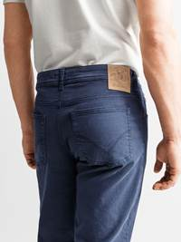 Claude 5 pocket Bukse 7235211_JEAN PAUL_CLAUDE SOFT DRILL STRETCH_DETAIL_L_EGS_Claude 5 pocket bukse EGS_Claude 5 pocket Bukse EGS.jpg_