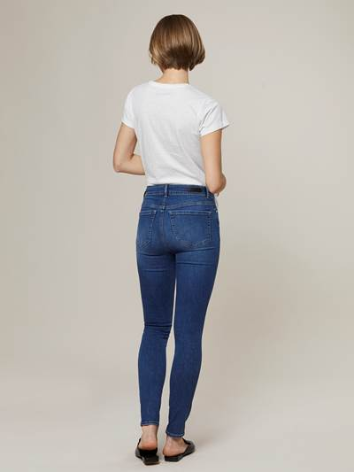Ine Highwaist Jeans D06