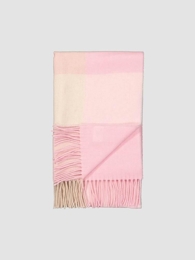 Rina Check Skjerf 7238655_MOK-JEANPAULFEMME-A19-front_Rina Check Scarf_Rina Check Skjerf MOK.jpg_Front||Front