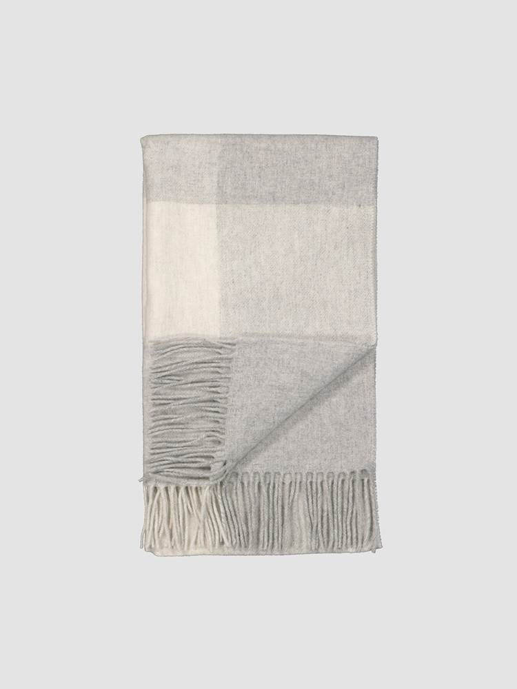 Rina Check Skjerf 7238655_IEB-JEANPAULFEMME-A19-front_Rina Check Scarf_Rina Check Skjerf IEB.jpg_Front||Front