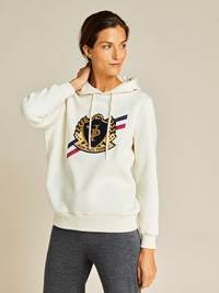Crest Hoodie 7238689_OAF_jeanpaul_A19-modell-front2_Crest Hoodie OAF.jpg_Front||Front