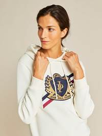 Crest Hoodie 7238689_OAF_jeanpaul_A19-modell-front_Crest Hoodie OAF.jpg_Front||Front