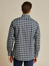 Maurice Oxford Skjorte - Regular Fit 7238881_ENB-JEANPAUL-A19-Modell-back_85750_Maurice Oxford Skjorte - Regular Fit ENB.jpg_Back||Back