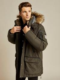 Vancouver Dunparkas 7238929_AIB-JEANPAUL-A19-Modell-front_61622_Vancouver Dunparkas AIB.jpg_Front||Front