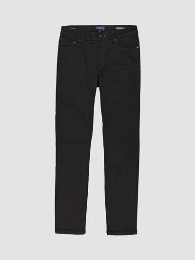 Alain Black Hyper Stretch Jeans D03