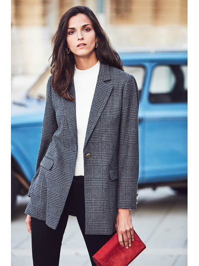 Nancy Rutet Blazer IEL