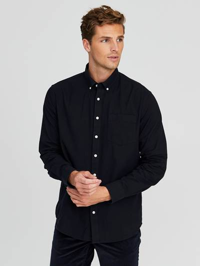 Keith Flanell Skjorte - Classic Fit EM6