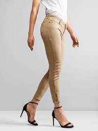 Sabine Cropped Jeans 7233190_JEAN PAUL_SABINE CROPPED PANT_BACK_S_ACO_Sabine Cropped Jeans ACO.jpg_Front||Front